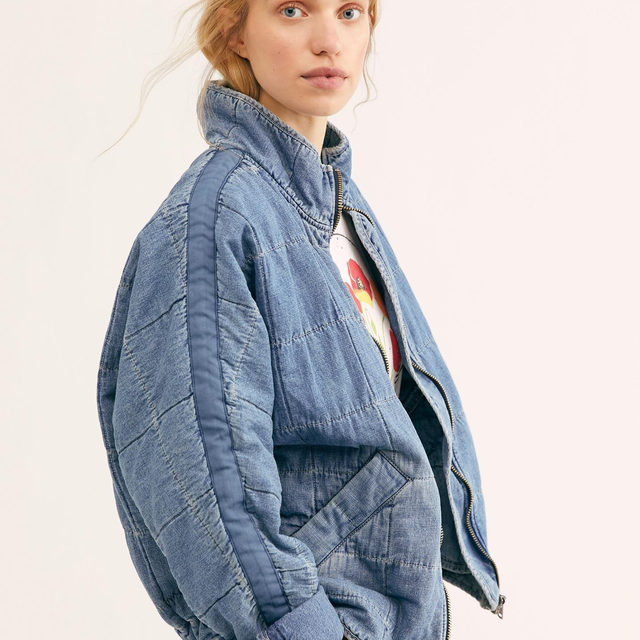 """Several people have called this jacket """"love at first sight"""" if that sways you. Link in bio."""