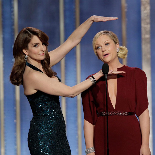 Mark your calendar: Comedic duo Tina Fey and Amy Poehler will return as co-hosts for the 2021 Golden Globes. Full story at the link in bio.