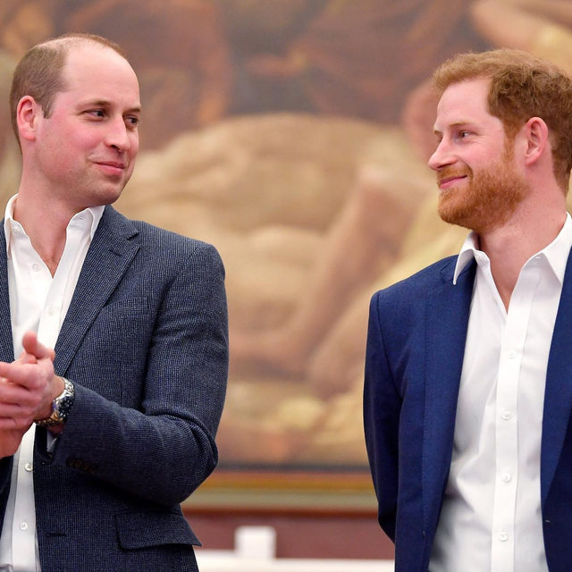 """Princes William and Harry have issued a rare joint statement denying a newspaper report that Harry was """"bullied"""" out of the monarchy by his older sibling: """"For brothers who care so deeply about the issues surrounding mental health the use of inflammatory language in this way is offensive and potentially harmful."""" Full story at the link in bio."""