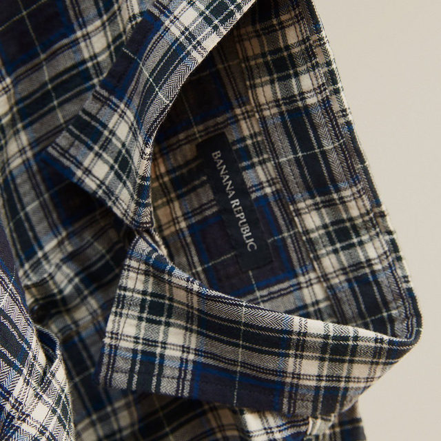 Classic plaid is this season's hardest working pattern.