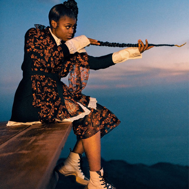 """Meet the rising stars of 2020; they may be decked out in the sepia-tinged tones and free-spirited fabrics of the 1970s—but they're ready for the future.  Above: @tierrawhack's irreverent rap style drew, in her earliest days, on the madcap wordsmithery of Dr. Seuss—and earned her an ever-expanding fan base, including Missy Elliott and Solange. (Whack's 15-minute project and creative visual, Whack World, dropped in May 2018, and new music is expected in 2020.) Just as fearlessly authentic is the 24-year-old Philadelphia native's colorful, creative look. """"Fashion is a fun thing to me,"""" she says. """"I wake up and I'm like, Okay, I want to wear this, and I go outside and people like it, and I'm like, Okay, cool. But I didn't do it for everybody else. I did it for me."""" Tap the link in our bio to see more. Photographed by @RyanMcGinleyStudios, styled by @tonnegood, Vogue, February 2020."""