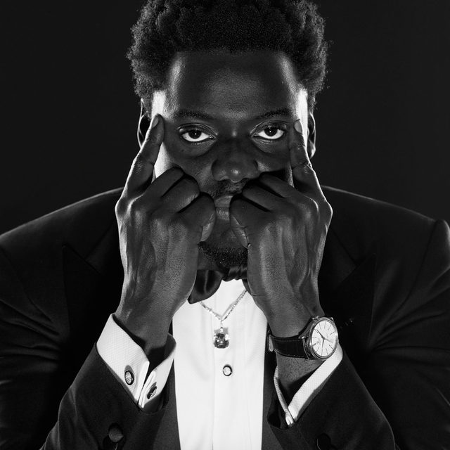 """Before giving star turns in Get Out and Queen & Slim, @DanielKaluuya considered giving up on acting: """"I didn't know how healthy this was for my psychological well-being. Rejection is fine. I thought the reasons were bankrupt— it was racism, essentially. It was like they were saying, 'We don't want black leads.'"""" #VFHollywood - Photographed by @ethanjamesgreen  Styled by @samiranasr"""