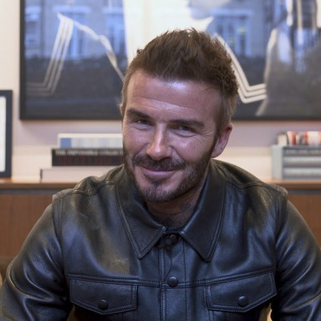 Exclusively for #VogueItalia, @DavidBeckham tells about his first Eyewear collection, @dbeyewear, presented in Milan during the Fall-Winter 2020 Men's fashion week. Tap the link in bio to discover everything you need to know about the collection. Article by @italopantano