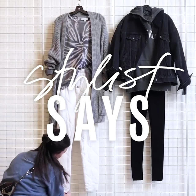 This week on Stylist Says, we're answering your questions on how to style your best basics, how to make a red eye flight look chic and more. Head to our story to watch FP Stylist @breezyhastie show you her styling secrets.