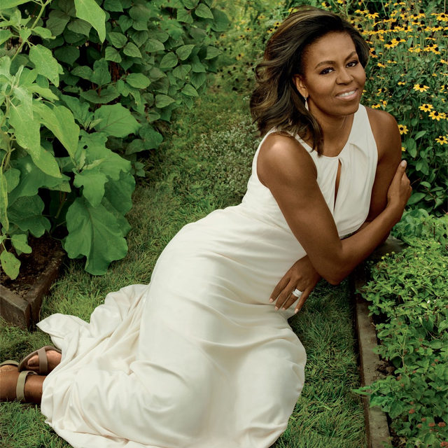 Happy birthday, @MichelleObama! You're a star in our eyes too. Tap the link in our bio to read @BarackObama's sweet birthday message to his wife. Photographed by @annieleibovitz, Vogue, December 2016