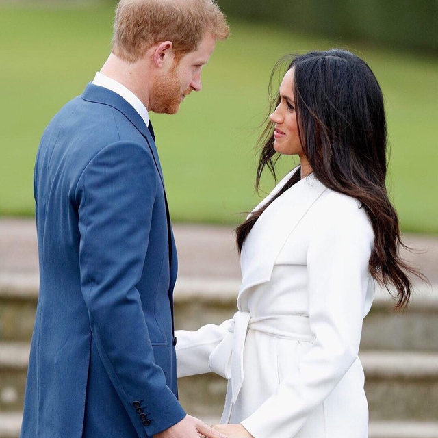 """It's official: Harry and Meghan, the Duke and Duchess of Sussex, will give up their royal titles following their decision to step down as senior royals. Shortly after the announcement, the Queen issued a statement in support of the couple: """"Harry, Meghan and Archie will always be much loved members of my family. I recognise the challenges they have experienced as a result of intense scrutiny over the last two years and support their wish for a more independent life."""" Full story at the link in bio."""