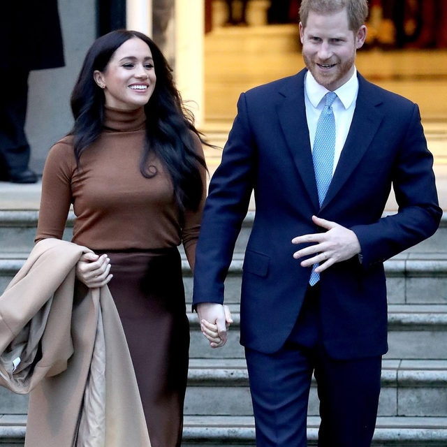 It's official: Harry and Meghan are no longer working members of the Royal Family. Read the official statement from Her Majesty The Queen at the link in bio.