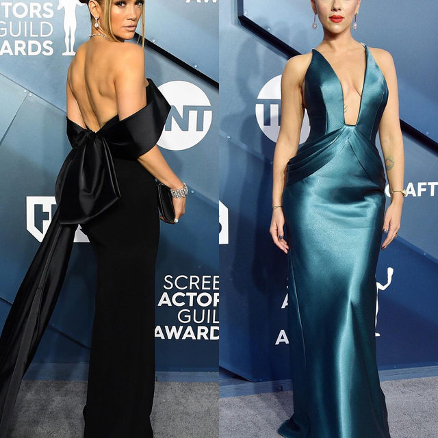 The biggest stars in television and film turned up the glamour for tonight's #SAGAwards. See all the looks from the red carpet at the link in bio.