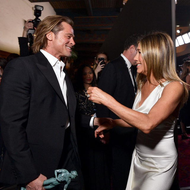 Once upon a time in Hollywood. #SAGAwards