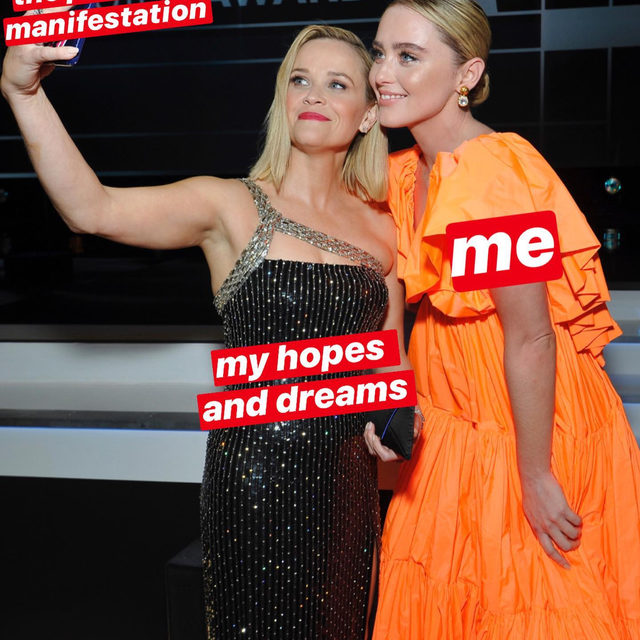 make 2020 your 👏 year 👏!! (ty @reesewitherspoon & @kathrynnewton for the inspo) 🌟