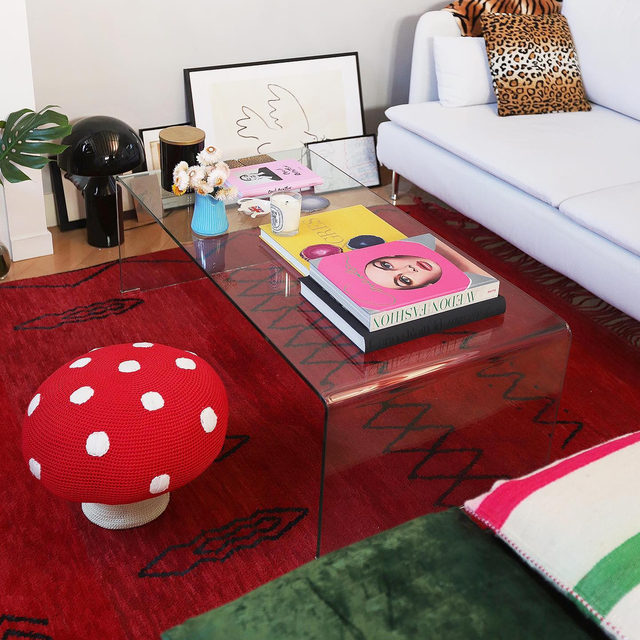 Honestly just excited to use the 🍄 emoji on this design account 🍄🍄 But also excited to share the very cool and eclectic home of twin sisters @helenacuesta and @luciacuesta_ 👉 link in bio for the tour! 📸 by @inmarbi