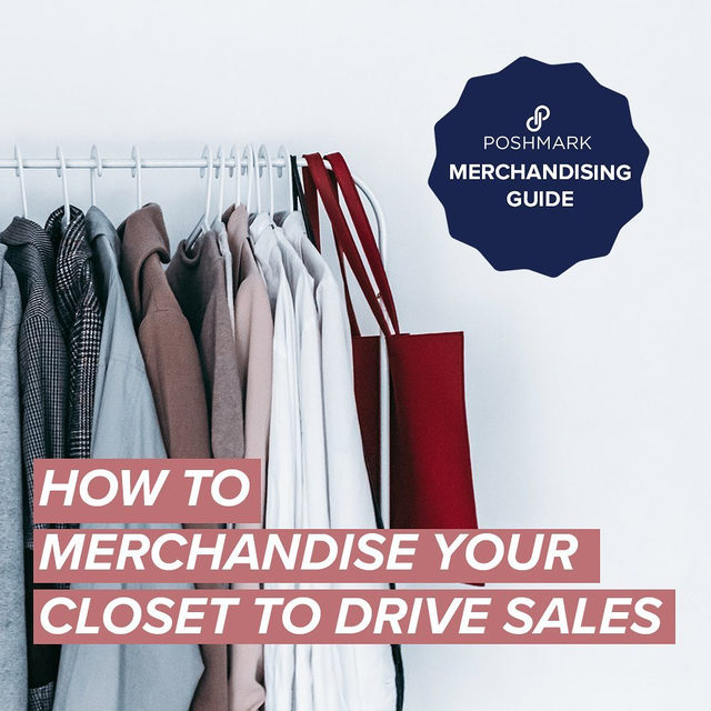ON THE BLOG: the Merchandising Guide gives you all sorts of tips and tricks on pricing strategy, trend forecasting, boosting your closet visibility, and more.Check it out via our link in bio. #LoveorList