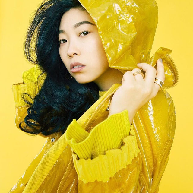 """""""For Awkwafina, the limit does not exist."""" The breakout movie star and Golden Globe winner returns to her roots with her first TV series, Comedy Central's Nora From Queens, which turns out to be the perfect fit. Read @vfhwd's full review at the link in bio. Photograph by @erikmadiganheck."""
