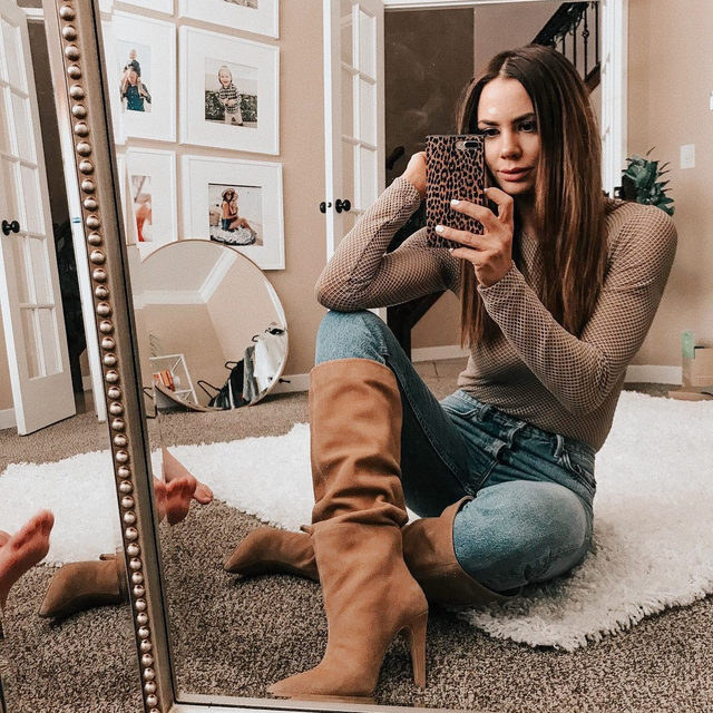 cute boot check ✔️ @lovebylynn in the Era Boot. #rayeallday