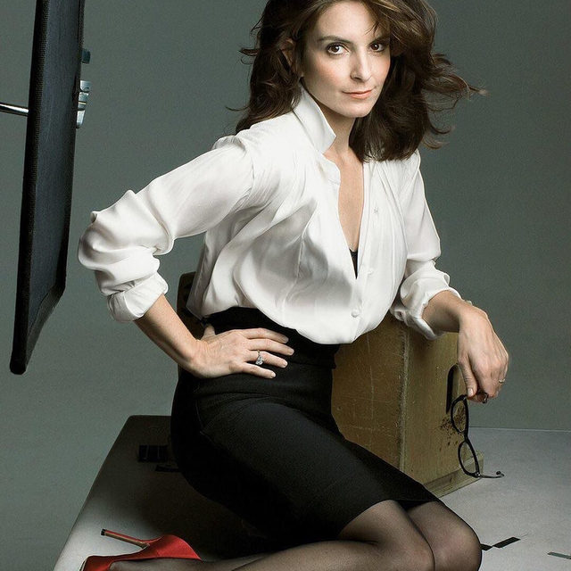 Forget fetch: Tina Fey is making another #MeanGirls movie happen. Full story at the link in bio. Photograph of Tina Fey by @AnnieLeibovitz for V.F. January 2009.