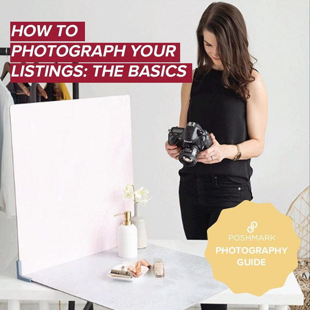ON THE BLOG: the Listing Photography Guide has all the #PoshTips on how to make your listing photos stand out & translate to sales! Use this guide going into the last week of the #LoveorList Daily Challenge.🙌 Tap the link in bio to read. (📸: @replicasurfaces)