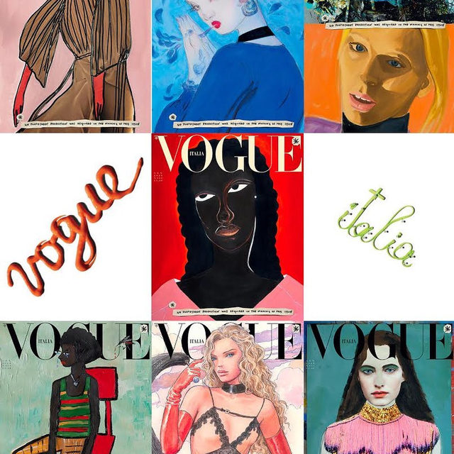 Last days to get your copy of the Vogue Italia January 2020 Special Issue dedicated to the #VogueValues: *No photoshoot production was required in the making of this issue. ✍️🎨 Tap the link in our bio for more.  Full credits:  Editor in Chief @efarneti  Creative director @ferdinandoverderi  Fashion @franragazzi @robertaninapinna  Casting directors @pg_dmcasting @samuel_ellis @ DM Fashion Studio Get your copy now!