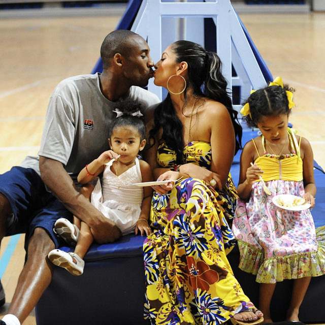 "Kobe Bryant always put family first, and his reason for traveling by helicopter rather than car was a direct reflection of that. ❤️ Link in bio to watch him describe his refusal to ""compromise"" on family time. #TwentyFourever (📷: Getty)"