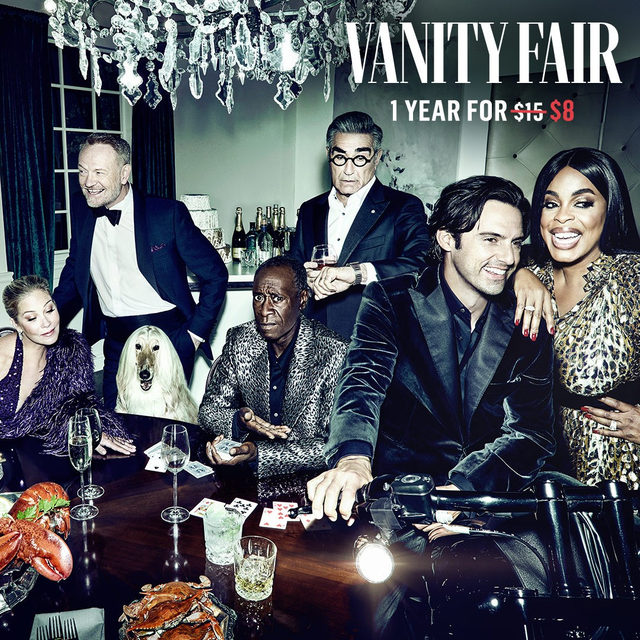 There are only a few days left in Vanity Fair's winter subscription sale ⏰ Tap the link in bio to get a year of Vanity Fair print + digital access for just $8. (Plus, enjoy a free tote.) Photograph by @aspictures.