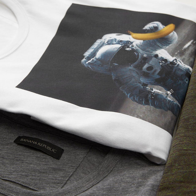 Not your average graphic tee.