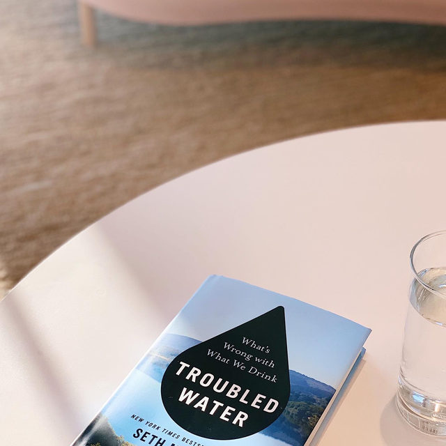 If you're in LA, come meet New York Times–bestselling author Seth M. Siegel at #goopBrentwood on 2/26. He'll be chatting with our senior features editor @simonekitchens about why our drinking water is dangerous—and how we can save it, and us. (Link in bio for more info and to sign up.) And wherever you are, read Siegel's compelling, important, hopeful book—and listen to him on The goop Podcast.