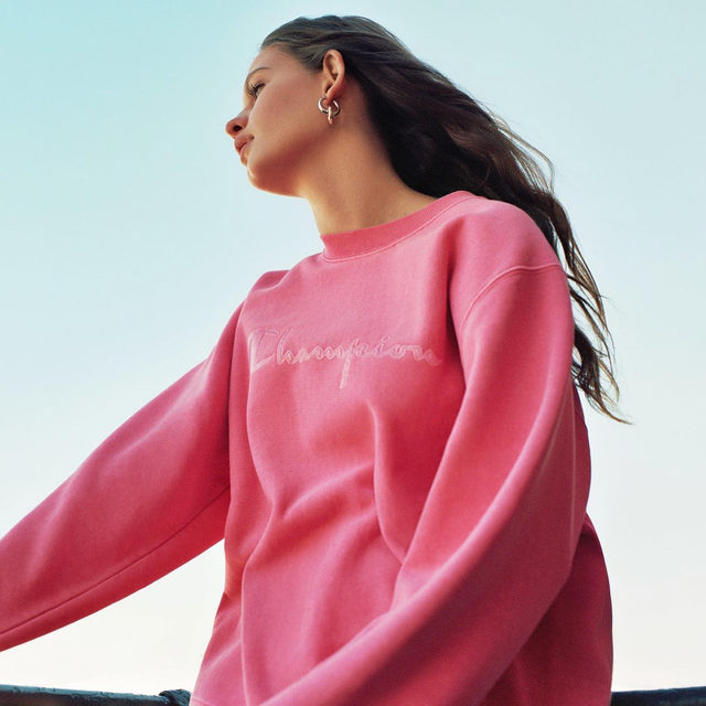 New @Champion sweatshirts were made for Sundays—whether you're going out or staying in to judge red carpet looks from your sofa. Link in bio to shop the latest throwback collection, available only at UO. #UOonYou