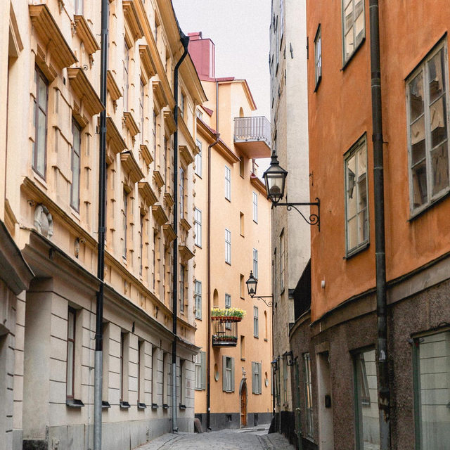Stockholm is the perfect destination for aimless wandering. But it's also dotted with must-sees to punctuate the days, includingModerna Museet, theVasa Museum,and Rosendals Garden—plus the ABBA museum, if so inclined. Link in bio for our guide.