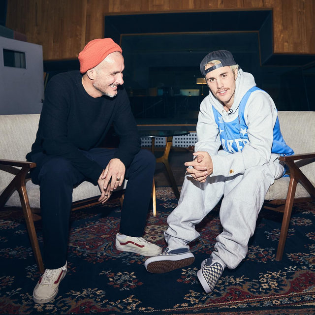 Get ready.  @justinbieber sits down with @zanelowe for a powerful conversation on life, love, and his new album #Changes.  Coming Saturday.  #justinbieber