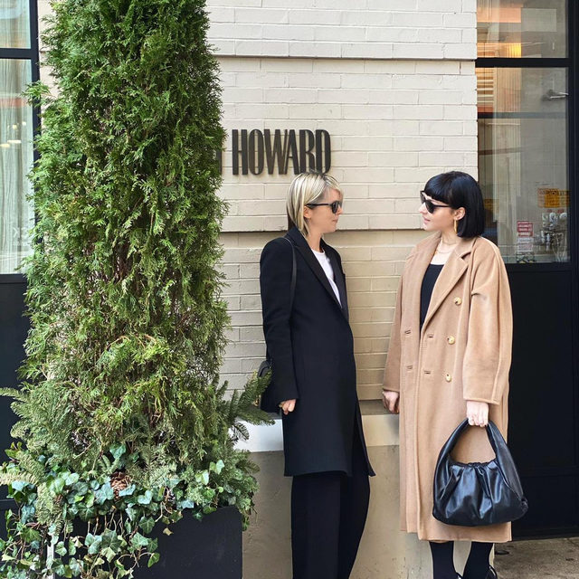 As the #BritishVogue team heads back to London after the final #NYFW shows, they also bid farewell to their stylish home for the week: @11_Howard. See all of the highlights from New York Fashion Week on Vogue.co.uk and click the link in bio for Vogue's insider guide to New York.