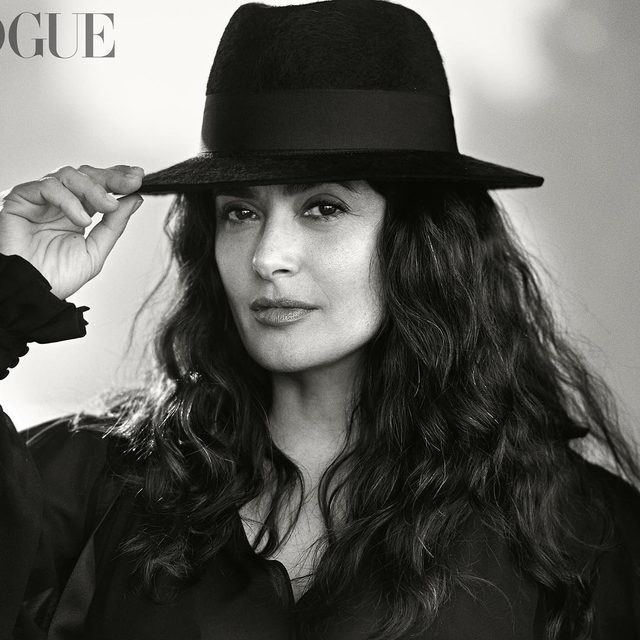 Exciting news! To celebrate British Vogue's continuing #ForcesForChange initiative, #BritishVogue Editor-in-Chief @Edward_Enninful will be leading conversations with @SalmaHayek and other female trailblazers for a special Change-Maker Talks event as part of the 10th anniversary @WOWGlobal Festival on Saturday 7 March in @SouthbankCentre's Queen Elizabeth Hall. Click the link in bio for more information on the event and how you can attend.  #SalmaHayek photographed by @TheRealPeterLindbergh for British Vogue's September 2019 Forces For Change issue.