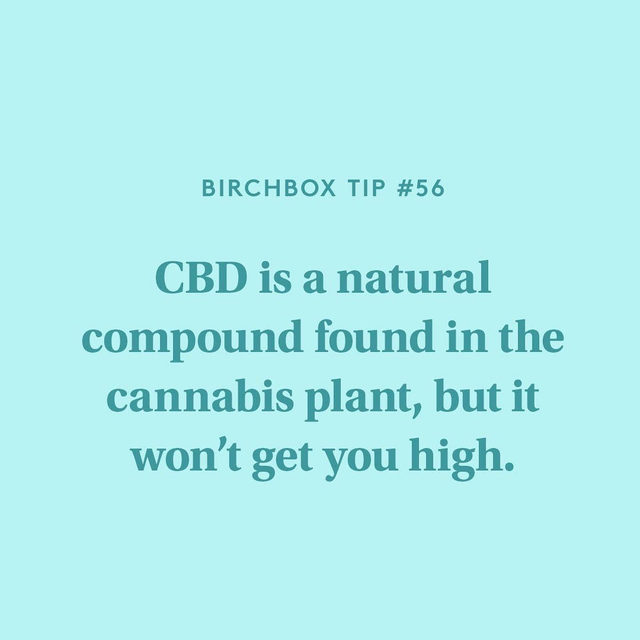 Ever wondered about #CBD? Here's why we're excited to try it: it's calming, reduces inflammation, and is packed with antioxidants. We partnered with the wellness experts standarddose to create the Birchbox x Standard Dose: The CBD Kit (swipe right to see it) so that you can explore CBD's benefits. Click the link in our bio to buy. Have you tried beauty products with CBD in them?