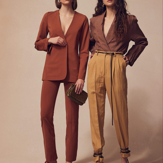 THE MODERN WAY | stay effortlessly stylish with our modern edit of tailored suiting, simple separates, barely-there sandals + more easy-to-wear styles - link in bio to shop