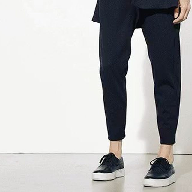 The Pants Shop: a shape for everybody and every body. Tap the link in bio to check out the silhouettes you need for the season.