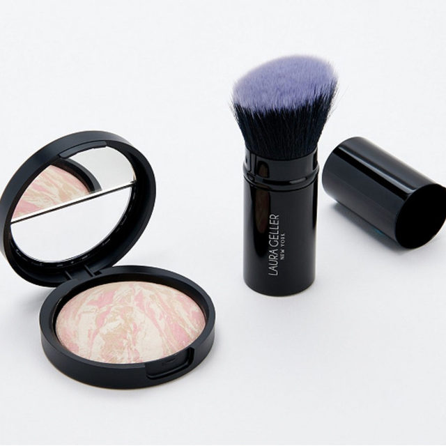 ON THE BRIGHT SIDE ✨✔️ With its creamy formula, Balance-n-Brighten foundation gives you the coverage you need and the glow you want.  Get it now plus a retractable Kabuki brush on qvc.com . . . #lauragellerbeauty #laurageller #balancenbrighten #theauthorityinbaked #bakedmakeup #foundation #qvcbeauty