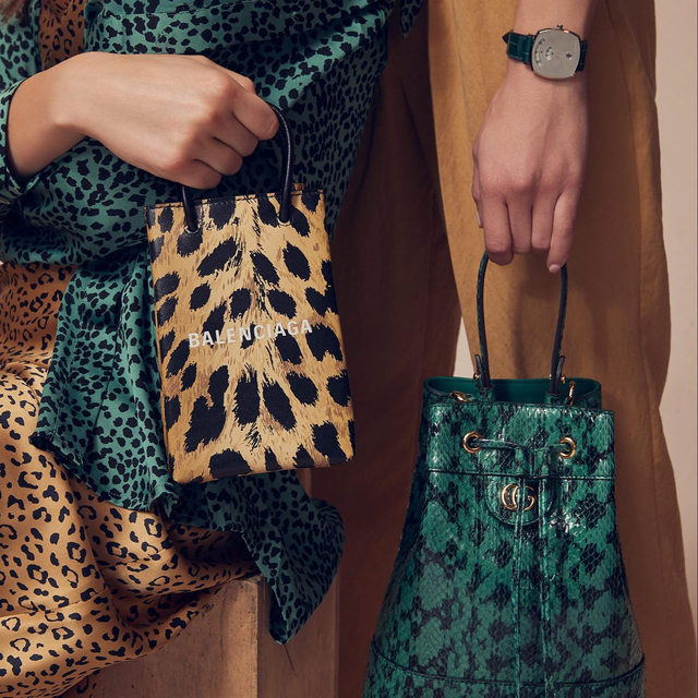 SPOT ON | feminine, fierce, and ultra-sexy animal prints to be spotted in this season - link in bio to shop the edit