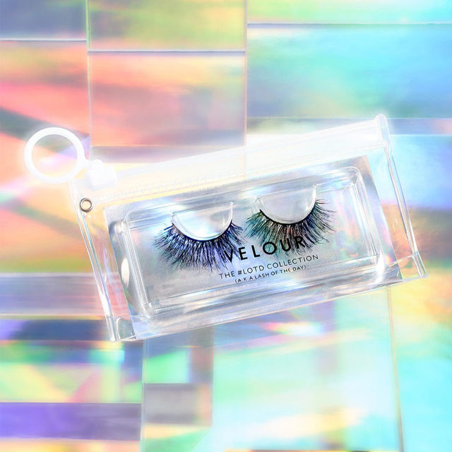 Meet Don't @ Me. No you can't slide into her DM's 😒  Lashes so good, you don't need a reaction or response 💁♀️ Don't @ Me features a round shape with whispie tapered edges that give you a full volume lash look.  This #LOTD is a mood that gives serious lash-itude. 👸 ⭐ Tap the link in our bio to shop - The #LOTD Collection is available at Velour.com, so you can get your lash fix today! 😜⭐ Loving all these lashes? Get the entire #LOTD collection in a bundle for $35! 🦄  #VelourBeauty #VelourLashes #LOTD #LiveInLashes