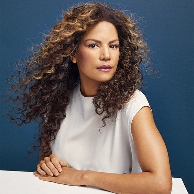 """Veronica Webb speaks on owning your beauty at every age in the latest issue of @oprahmagazine: """"When you celebrate your age and your beauty without being apologetic, you own your power. It's so important."""""""
