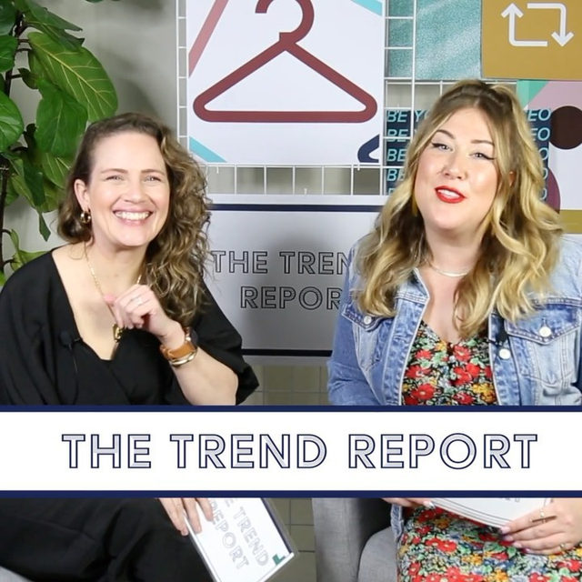 A brand new episode of The Trend Report is out now and we're dishing what's selling fast to earn you cash this spring season. 💸 Check off the following brands you NEED in your closet: Frankie's Bikinis, Ferragamo, and… ❓Tap the link in our bio to learn more and don't forget to subscribe!