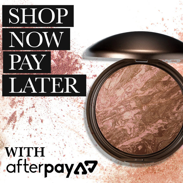SHOPPING MADE EASIER Afterpay your way to flawless makeup looks! 😍 Buy it now, pay it off in 4 interest-free installments. . . . #lauragellerbeauty #laurageller #afterpay #theauthorityinbaked #bakedmakeup