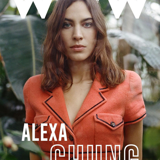 Alexa Chung is ̶n̶̶e̶̶x̶̶t̶ always in fashion. Our March cover star talks her Netflix series, @nextinfashion, what the future of the fashion industry looks like, and being everyone's favorite forever style icon in #TheSpringIssue. Tap our link for the full story. ⠀⠀⠀⠀⠀⠀⠀⠀⠀ ⠀⠀⠀⠀⠀⠀⠀⠀⠀ photo:@zackerymichael video: @samueljosephs stylist:@daniellegoldberg hair:@blakeerik makeup:@cdaymakeup