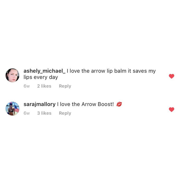 Us too 🥰. Click the link in bio to buy our best-selling lip balm, or head to birchbox.com/join to subscribe to #Birchbox to try @arrow_beauty. We're putting Arrow samples in a select number of boxes in 8 out of the 10 remaining months this year (as a bonus! That means you'll get an extra sample on top of the 5 samples you're guaranteed to receive).
