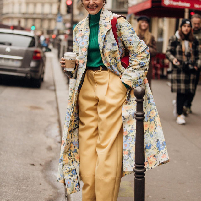 And it's a wrap! Fashion month is over, but if you're still in the mood tap the link in bio to see the full reportage of the best dressed attendees of Paris Fashion Week captured by @GarconJon. #pfw