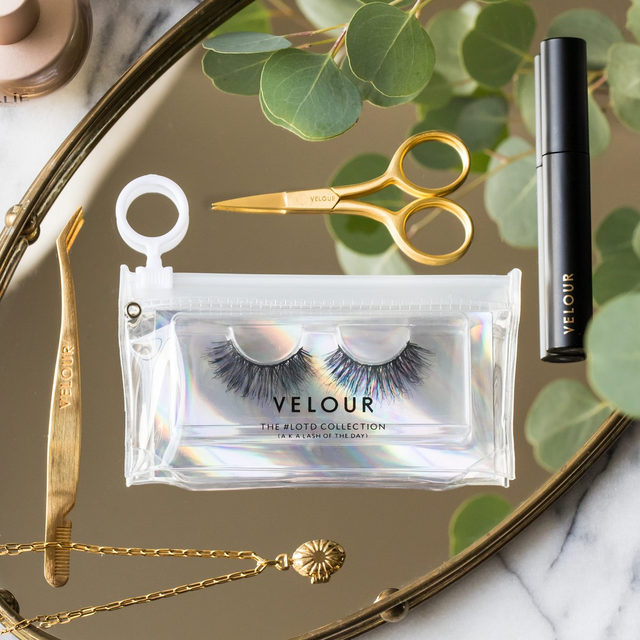 The next best thing to gold packaging is holographic. And we're super obsessed with how cute our #LOTD packaging turned out 🥰  Don't @ Me looks so content just chilling in this reusable lash case 😌💖 And what's a lash without it's accessories? It's NEEDED to complete a look!  Loving all these lashes? Get the entire #LOTD collection in a bundle for $35! 🦄 ⭐ Click the link in our bio to shop - #LOTD is available at Velour.com and @Sephora online⭐  #VelourBeauty #VelourLashes #LOTD #LiveInLashes #VelourxSephora #Sephora #ExclusivelyatSephora