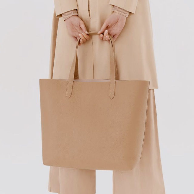 The best way to spring into the new season? Take a neutral approach.