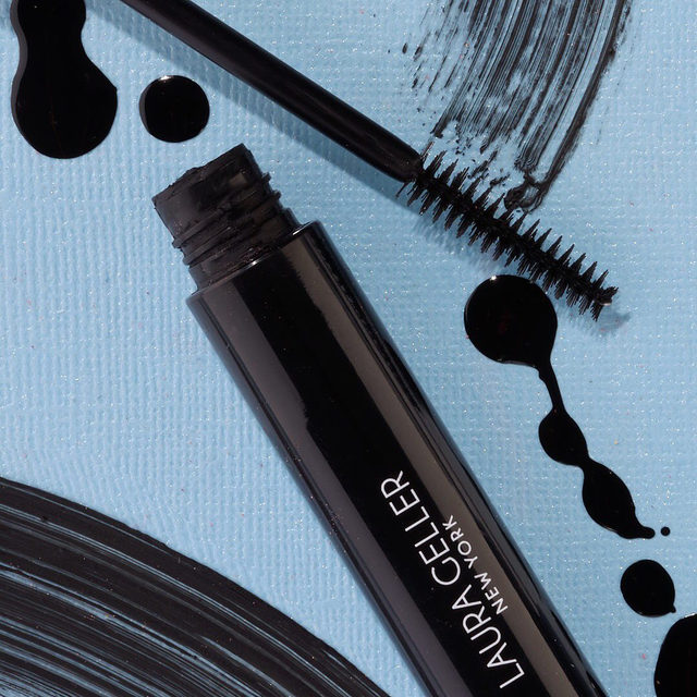 LEAVE A LASH-TING IMPRESSION ✨😍✔️ Take your lashes to great lengths with LashBOSS Stretch Mascara. . . . #lauragellerbeauty #laurageller #mascaragoals #mascara #lashlove #lashbossmascara #lashboss