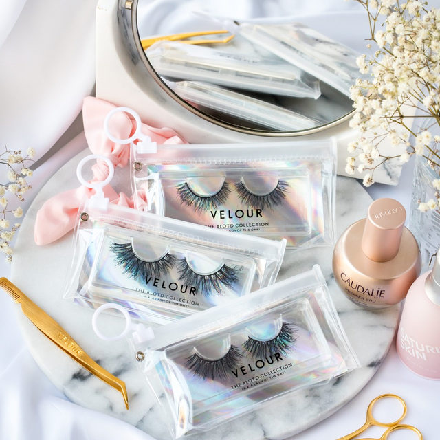 Meet the #LOTD squad 💖They're cute as a button, but each with a lash-itude that can't be ignored. They're your BFF's and that one lash you can always rely on to tell your deepest secret to. 👯  Your Lash of the Day should cater to your unique style, and this collection will take you from #LashNoob to #FullBeat!  Each pair is made with synthetic faux fibres that are 100% cruelty-free and made to last up to 10 wears, all in a travel-friendly and reusable packaging 💁♀️💖 To celebrate the launch of our new #LOTD collection, get a free LIMITED EDITION holographic Velour makeup bag with ANY purchases over $58+ 😘❤️ ⭐ Click the link in our bio to shop - #LOTD is available at Velour.com and @Sephora online⭐  #VelourBeauty #VelourLashes #LOTD #LiveInLashes #VelourxSephora #Sephora #ExclusivelyatSephora