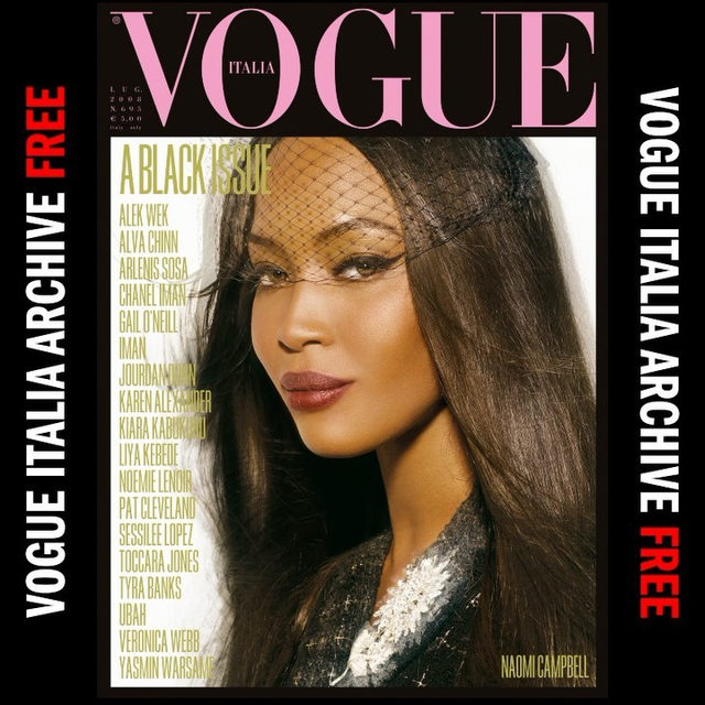 FREE ACCESS to Vogue Italia's online Archive for three months ‼️ In these difficult times, as a small gesture to give something back to the community, we are offering a free unlimited access until June the 13th to our online digitized archives with every issue scanned from 1964 to the present. Every page is reproduced in high-resolution color, with rich indexing enabling images to be searched by designer, photographer, brand and much more! Go on archivio.vogue.it (English website archivio.vogue.it/en), click on Subscribe, then select 'Full Archive'. Register your account and add the code 'VARCHIVE4YOU'. At the end, check out your email and click on the confirmation link. You can watch a tutorial with our Brand Visual Director @AlessiaGlaviano on how to use the Vogue Archive in our Stories and discover more via link in bio. #VARCHIVE4YOU