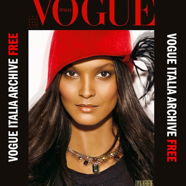 Join the Vogue Italia Archive Challenge: choose a cover from the year you were born, share it on your Instagram, tag your friends and use the hashtag #VARCHIVE4YOU. The Vogue Italia's online Archive is free for three months: go on archivio.vogue.it (English website archivio.vogue.it/en), click on Subscribe, then select 'Full Archive'. Register your account and add the code 'VARCHIVE4YOU'. At the end, check out your email and click on the confirmation link. You can watch a tutorial with our Brand Visual Director @AlessiaGlaviano on how to use the Vogue Archive here on our Instagram saved as highlight and discover more via link in bio.