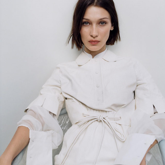 @BellaHadid photographed by @ZoeGhertner and styled by @SuzanneKoller, check out the story in our March Issue. If you're in Italy, tap the link in bio to discover how to get three months of free Vogue Italia digital copies.  Full credits: #BellaHadid @imgmodels Fashion @Sportmax  Editor in chief @EFarneti Creative director @FerdinandoVerderi Casting directors @pg_dmcasting @samuel_ellis @ DM Fashion Studio Hair @GaryGillhair @streeterslondon MakeUp @Lauren.Parsons @artpartner Manicure @AlexandraJanowski @artlistparisnewyork Set design @sophear_van @swan_management On set @artpartner