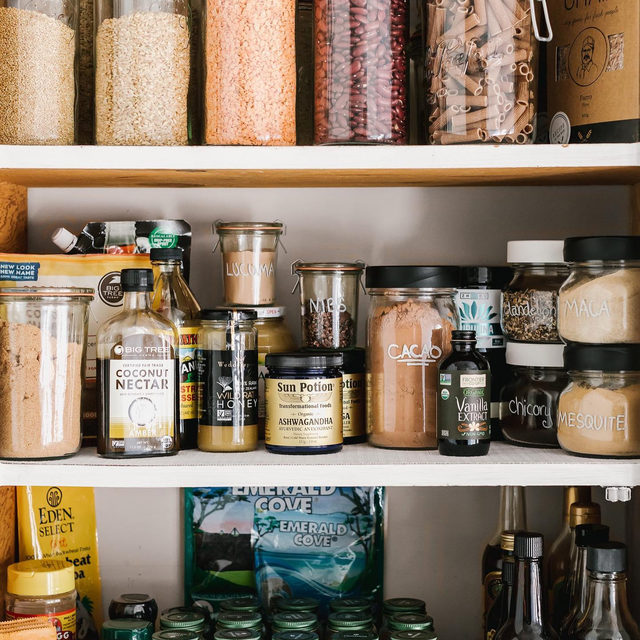 For creative, resourceful, pantry-led cooking: We've gathered some of our favorite recipes that rely on the old standbys (beans, rice, pasta, and canned tomatoes, to name a few). We hope these recipes inspire you to make something new while using up what you've already got. Link in bio for the guide. If you have questions about substitutions, drop them below for our food editor, @caitomalley. 📸: @jessiemaysnyder